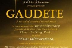 Gaudete[0]